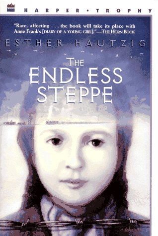 Endless Steppe Growing up in Siberia  2018 9780064405775 Front Cover