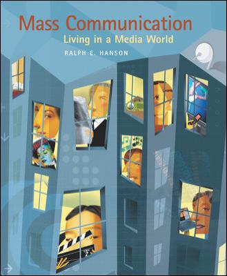 Living In A Media World  1st 1902 edition cover