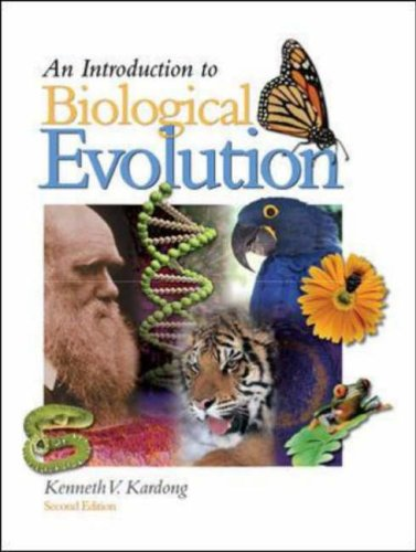 Introduction to Biological Evolution  2nd 2008 (Revised) edition cover