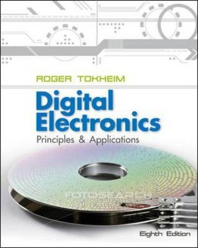 Digital Electronics Principles and Applications 8th 2014 edition cover