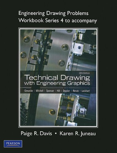 Technical Drawing with Engineering Graphics  14th 2012 edition cover