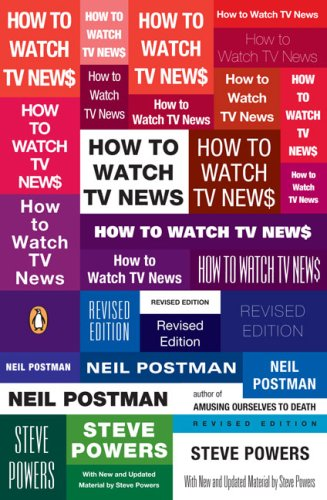 How to Watch TV News   2008 (Revised) edition cover