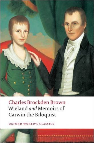 Wieland and Memoirs of Carwin the Biloquist   2009 edition cover