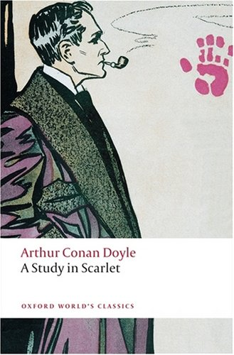 Study in Scarlet   2008 edition cover