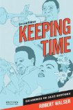 Keeping Time Readings in Jazz History 2nd 2014 edition cover