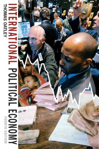 International Political Economy  4th 2010 edition cover