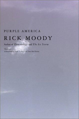 Purple America  Reprint 9780316559775 Front Cover