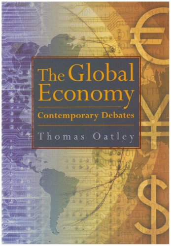 Global Economy Contemporary Debates  2005 edition cover