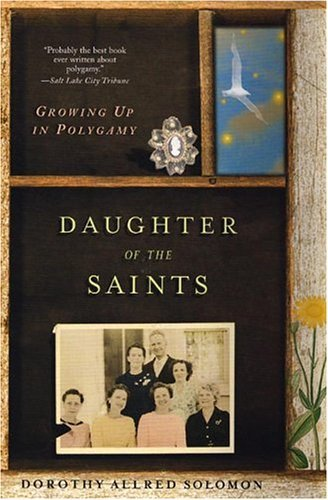 Daughter of the Saints   2004 edition cover