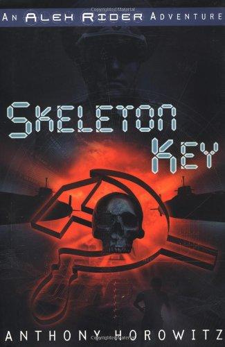 Skeleton Key   2003 9780399237775 Front Cover