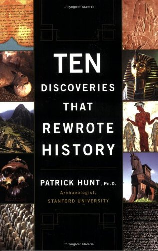 Ten Discoveries That Rewrote History   2007 edition cover
