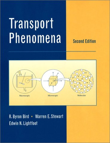 Transport Phenomena  2nd 2002 (Revised) edition cover