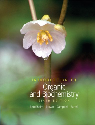 Lab Experiments for Organic and Biochemistry  6th 2007 (Revised) 9780495014775 Front Cover