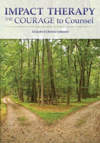 Impact Therapy: the Courage to Counsel  N/A edition cover