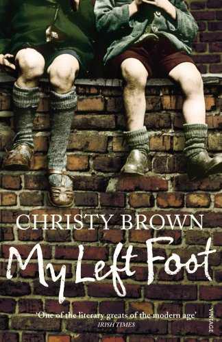 My Left Foot   1990 (Reprint) edition cover