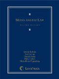 Media and the Law   2014 9780769852775 Front Cover