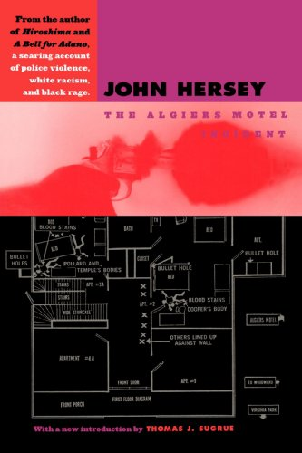 Algiers Motel Incident   1998 (Reprint) edition cover