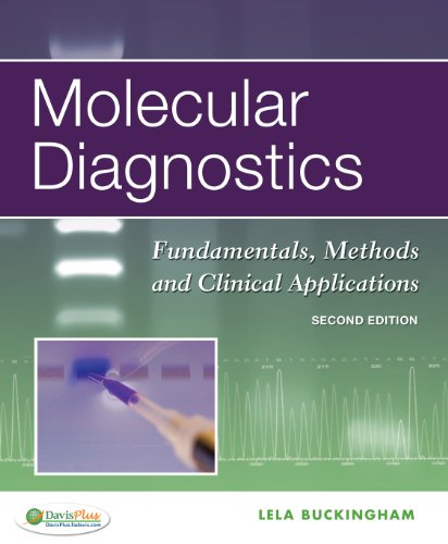 Molecular Diagnostics Fundamentals, Methods and Clinical Applications 2nd 2012 (Revised) edition cover