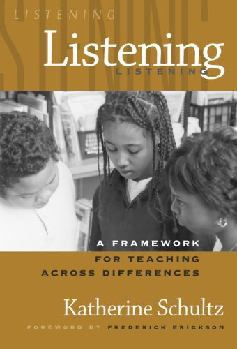 Listening A Framework for Teaching Across Differences  2003 edition cover