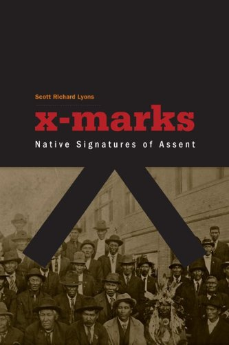 X-Marks Native Signatures of Assent  2010 edition cover