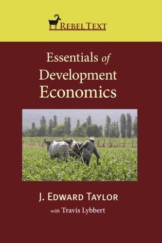 Essentials of Development Economics  N/A edition cover