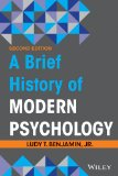 Brief History of Modern Psychology  2nd 2014 edition cover