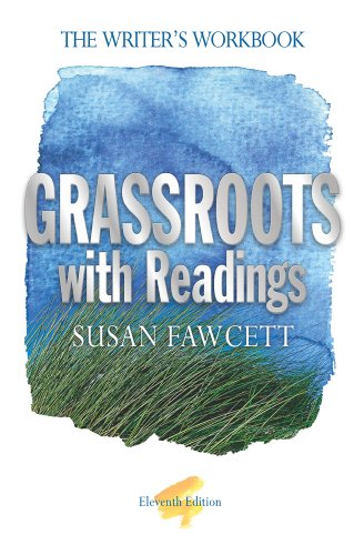 Grassroots with Readings The Writer's Workbook 11th 2015 edition cover