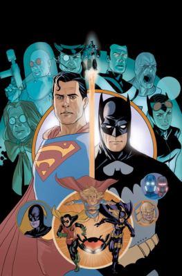 World's Finest (Superman/Batman)   2012 9781401234775 Front Cover