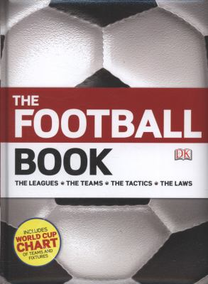 Football Book  2nd 2010 9781405351775 Front Cover