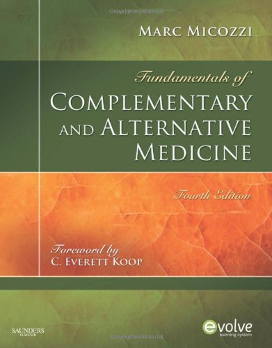 Fundamentals of Complementary and Alternative Medicine  4th 2011 edition cover