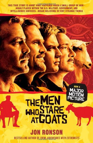 Men Who Stare at Goats   2009 edition cover