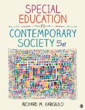 Special Education in Contemporary Society An Introduction to Exceptionality 5th 2015 9781452216775 Front Cover