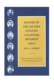 History of the 33rd Iowa Infantry Volunteer Regiment, 1863-1866   1999 edition cover