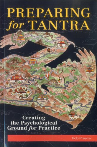 Preparing for Tantra Creating the Psychological Ground for Practice  2011 9781559393775 Front Cover