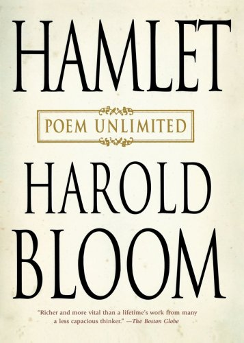 Hamlet Poem Unlimited N/A edition cover
