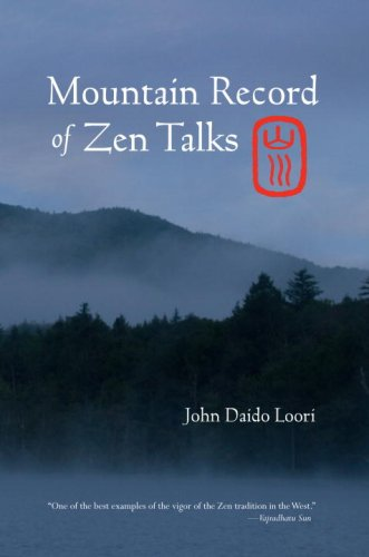 Mountain Record of Zen Talks   2009 edition cover