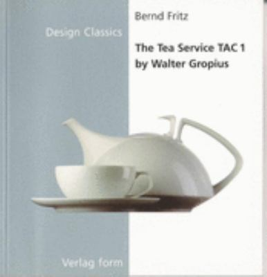 The Tea Service Tac 1:   1999 edition cover