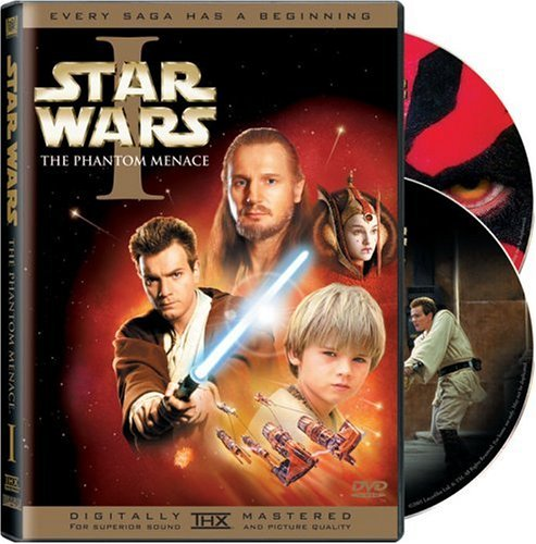 Star Wars: Episode I - The Phantom Menace (Widescreen Edition) System.Collections.Generic.List`1[System.String] artwork
