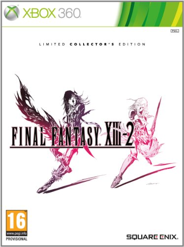 Final Fantasy XIII-2 - Limited Collector's Edition (Xbox 360) by Square Enix Xbox 360 artwork