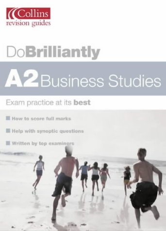 A2 Business Studies (Do Brilliantly At...) N/A edition cover