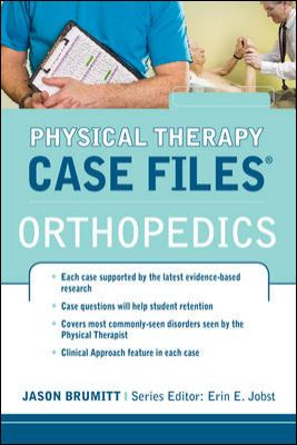 Physical Therapy Case Files - Orthopedics   2013 edition cover