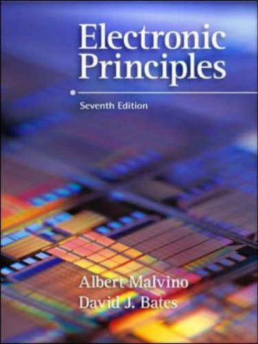 Electronic Principles  7th 2007 (Revised) edition cover
