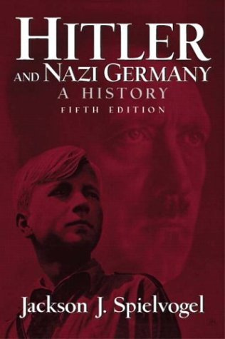 Hitler and Nazi Germany A History 5th 2005 (Revised) edition cover