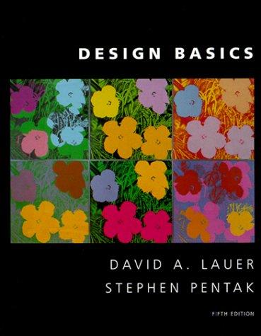 Design Basics  5th 2000 edition cover