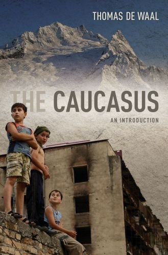 Caucasus An Introduction  2010 edition cover