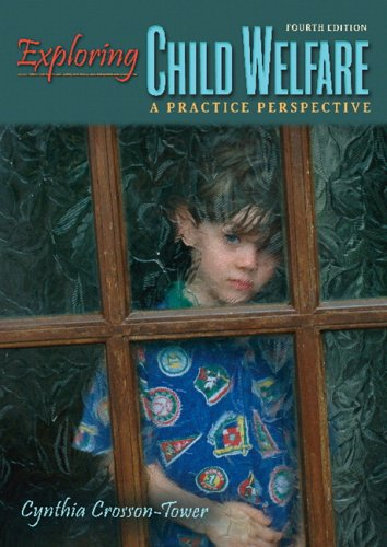 Exploring Child Welfare A Practice Perspective 4th 2007 edition cover