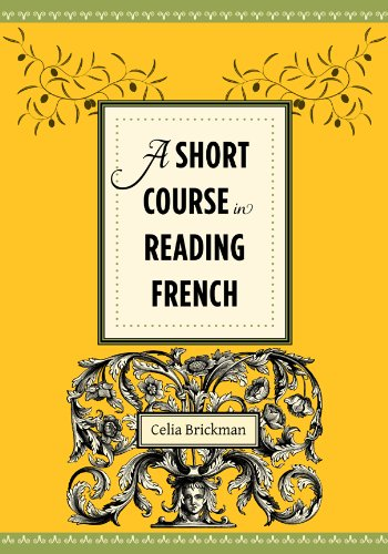 Short Course in Reading French   2012 edition cover