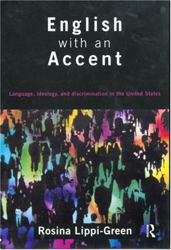 English with an Accent   1997 edition cover