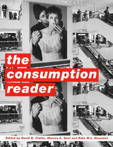 Consumption Reader   2003 edition cover