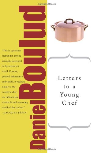 Letters to a Young Chef   2006 (Revised) edition cover
